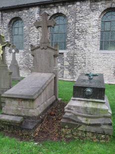 grafstenen gustaaf rullens en justine de graeve