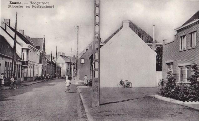 martijn van torhoutstraat - ename-hoogstraat-klooster-en-postkantoor