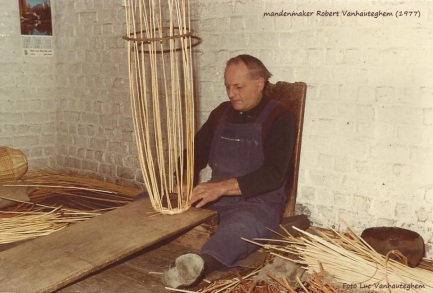 mandenmaker robert vanhauteghem 1977 bewerkt