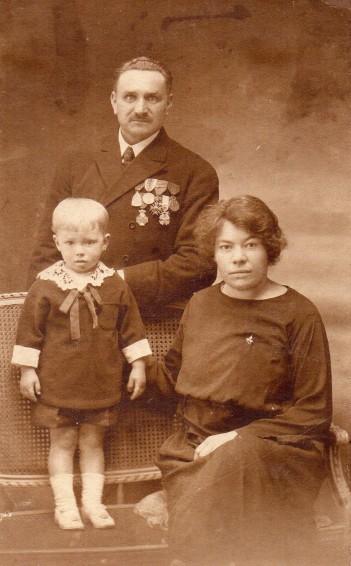 René Bostyn, Maria De Vos, Marcel Emile Bostyn - kopie