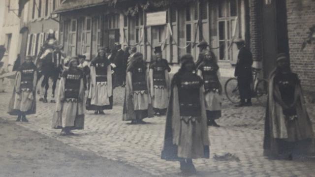 processie ename jaren 20